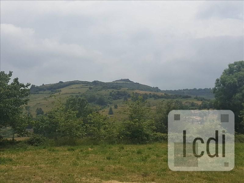 Vente terrain Pranles 90000€ - Photo 2