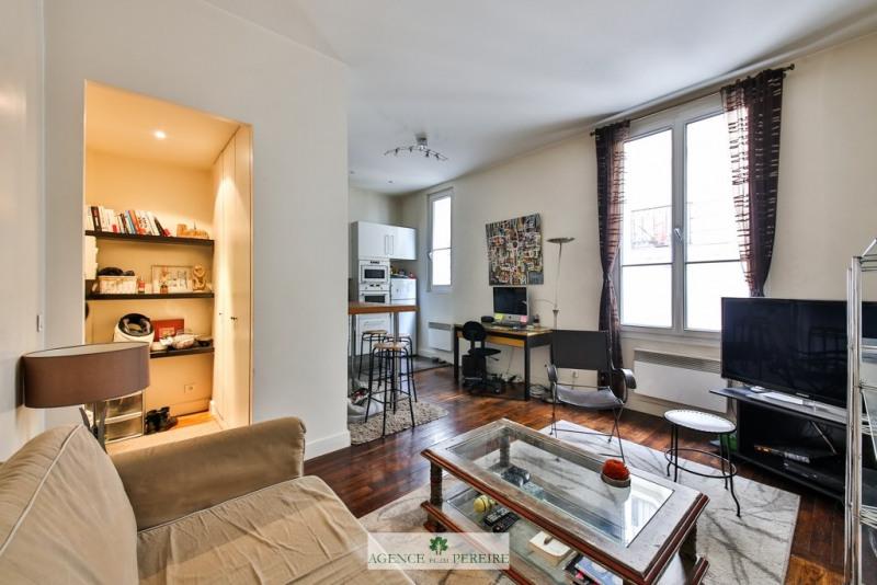 Sale apartment Paris 17ème 410000€ - Picture 7