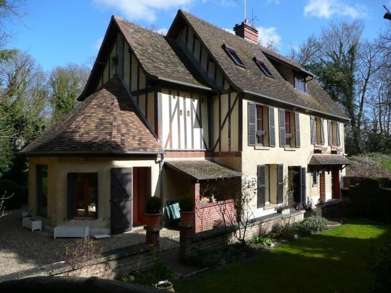 Deluxe sale house / villa La roche guyon 550000€ - Picture 1