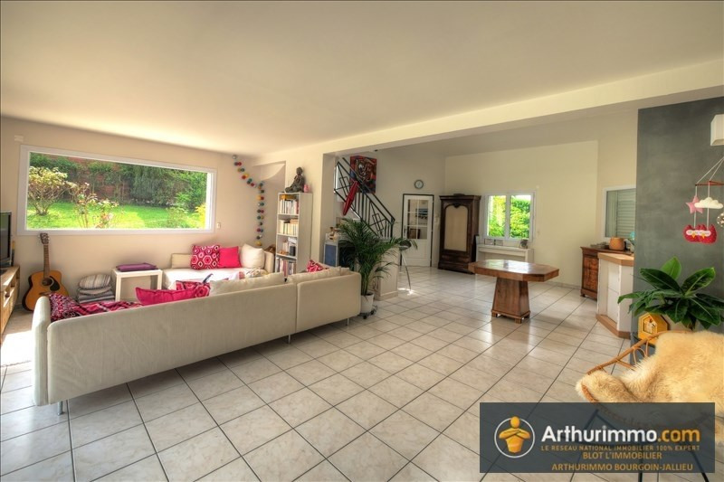 Vente de prestige maison / villa Bourgoin jallieu 600000€ - Photo 5