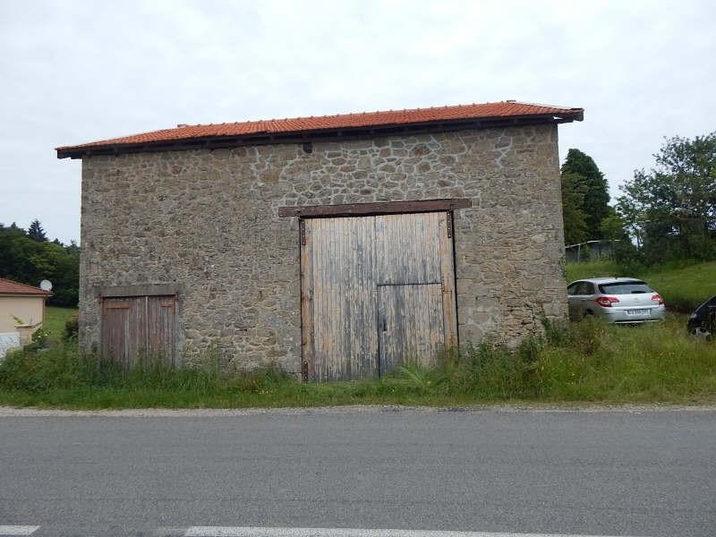 Vente maison / villa Chaptelat 78000€ - Photo 1