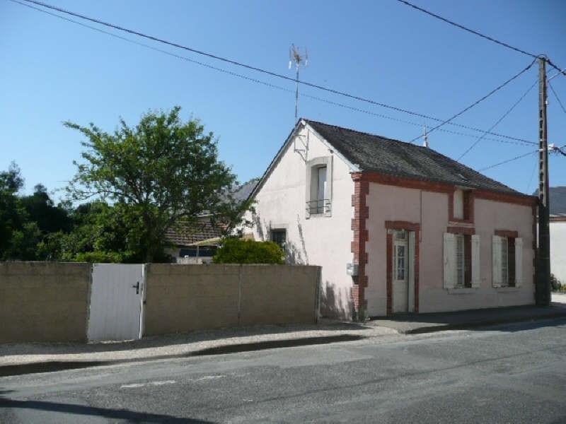 Sale house / villa Argent sur sauldre 35000€ - Picture 2