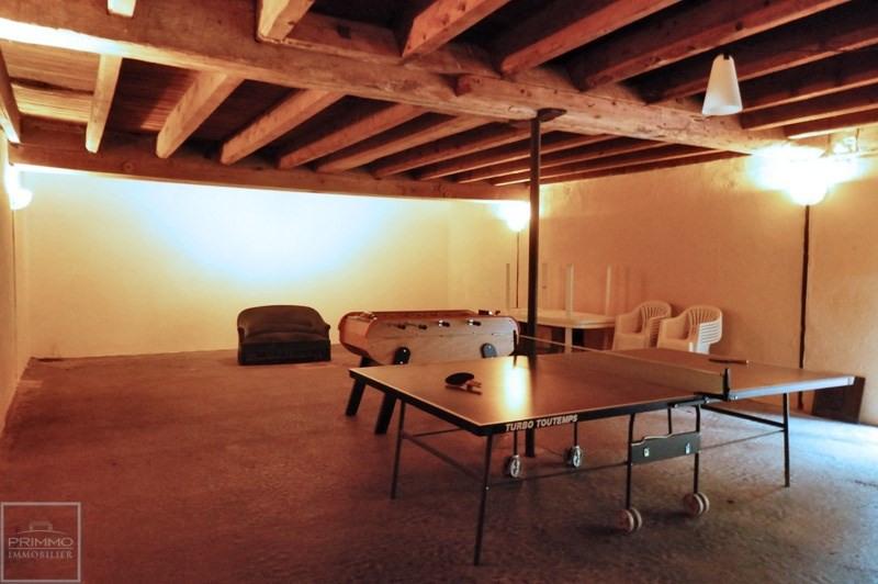 Deluxe sale house / villa Guereins 680000€ - Picture 10