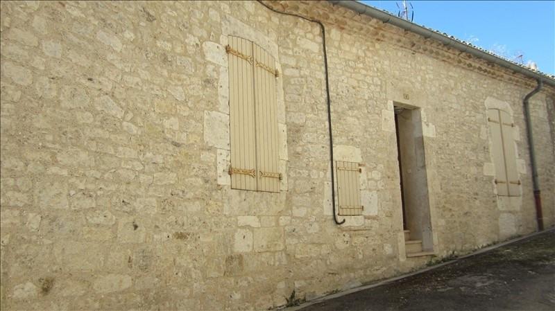 Sale house / villa Montaigu de quercy 61000€ - Picture 2