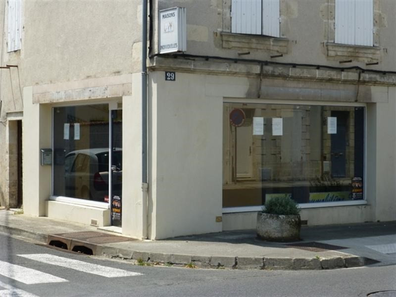 Sale building St jean d'angely 69 000€ - Picture 1