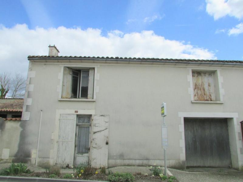 Vente maison / villa Villejesus 29000€ - Photo 1