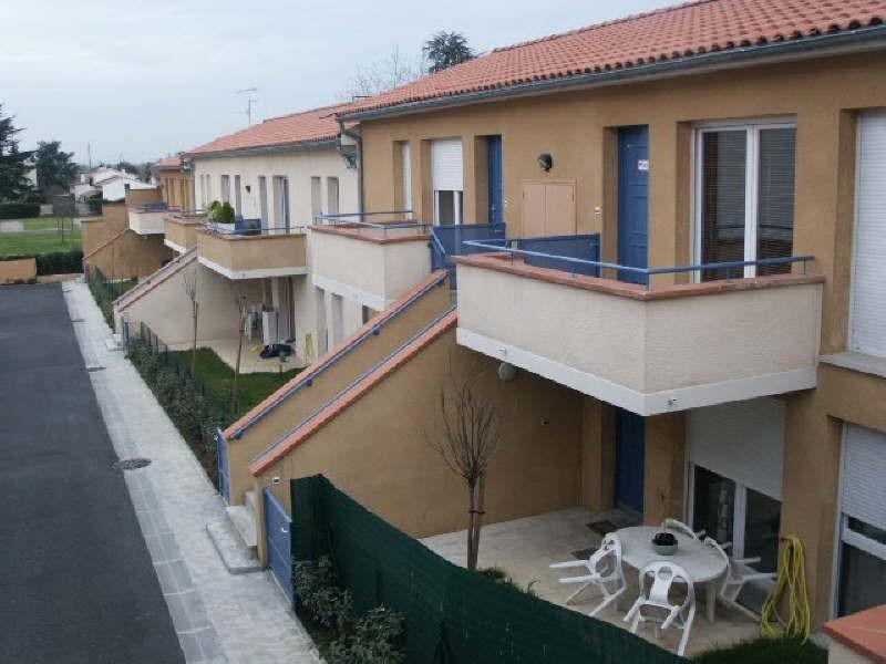 Rental apartment Aucamville 735€ CC - Picture 1