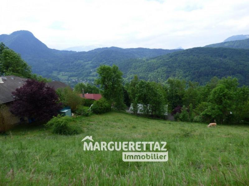 Sale site Mieussy 148000€ - Picture 1