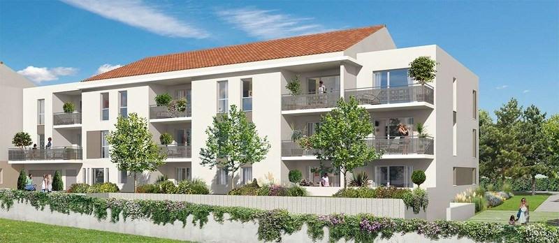 Location appartement Champagne au mont d or 469€ CC - Photo 1