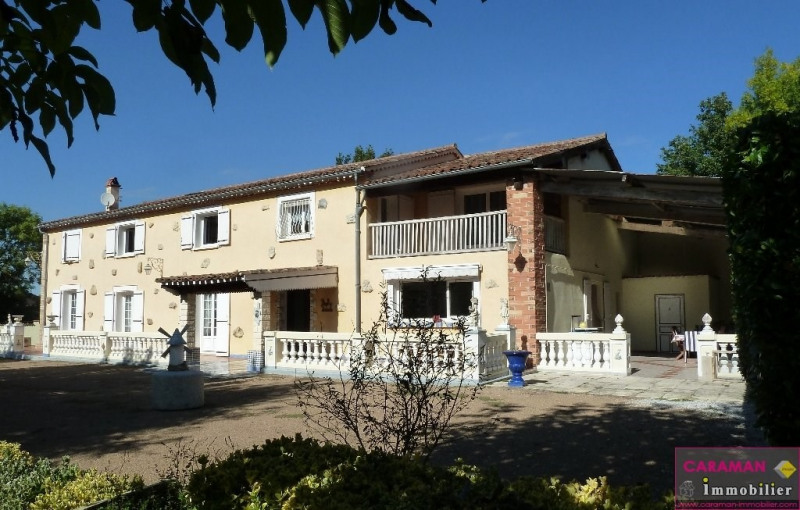 Deluxe sale house / villa Caraman  10 minutes 460 000€ - Picture 13