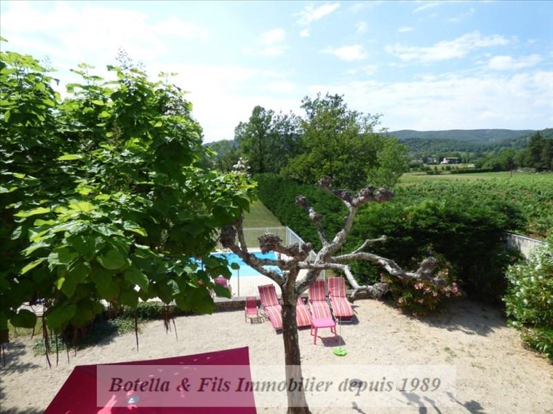Vente maison / villa Vallon pont d arc 550000€ - Photo 9