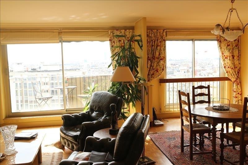 Deluxe sale apartment Paris 11ème 1075000€ - Picture 3