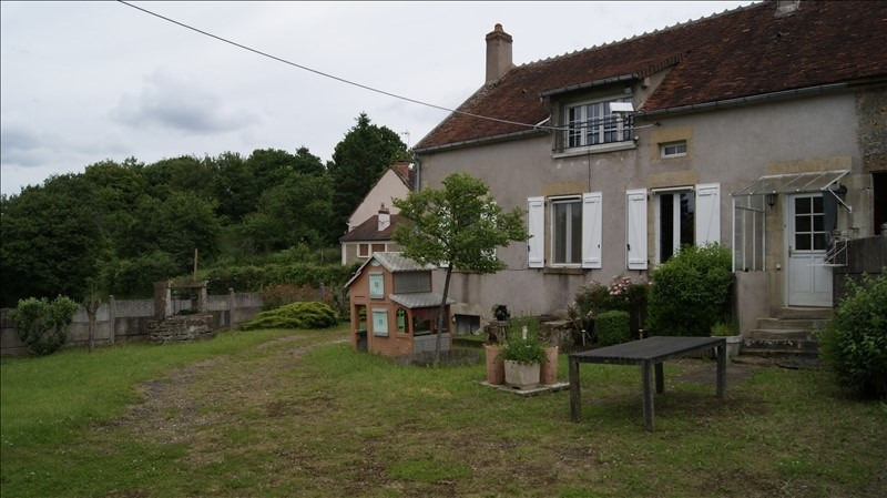Sale house / villa Colmery 115000€ - Picture 1