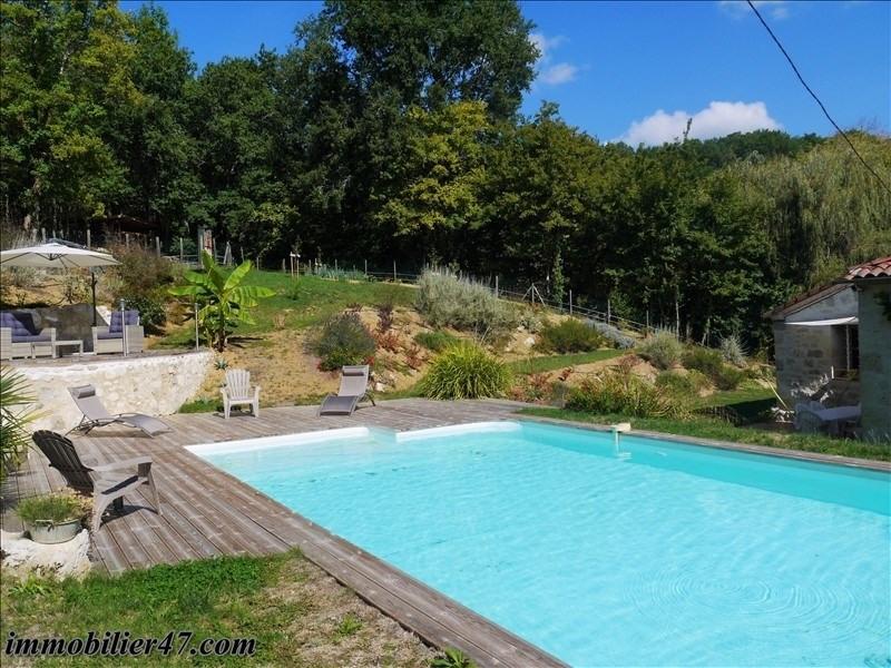 Vente maison / villa Prayssas 349000€ - Photo 10