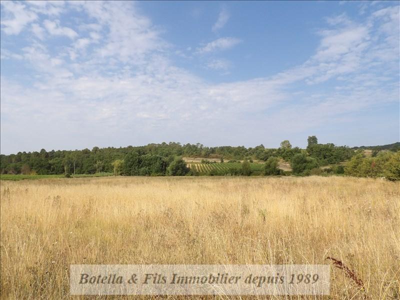 Vendita terreno Vagnas 128000€ - Fotografia 1