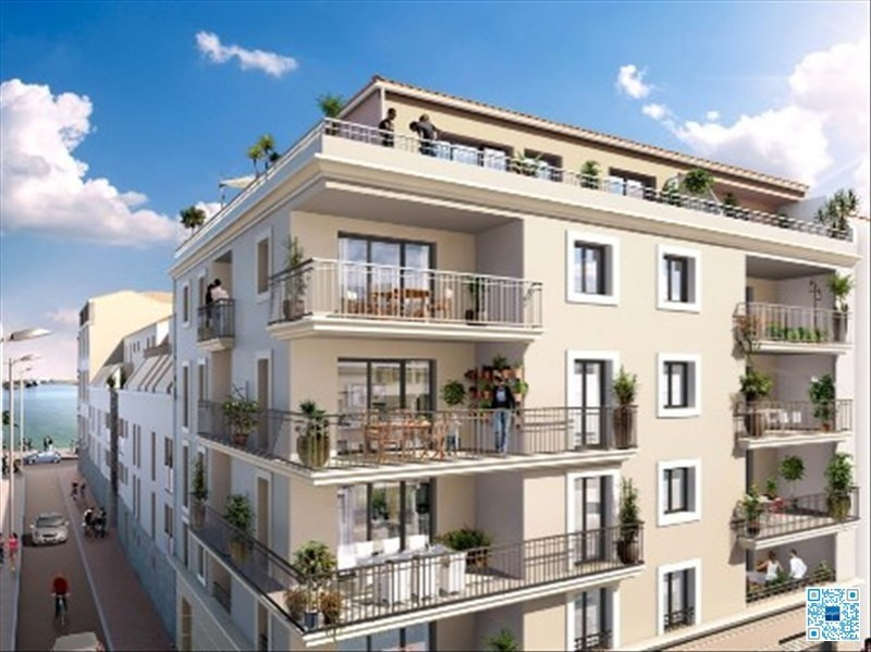 Vente appartement Sete 149 000€ - Photo 1