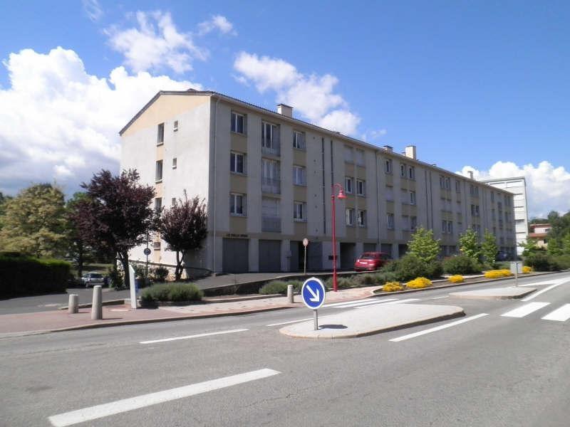 Rental apartment Brives charensac 461,75€ CC - Picture 3
