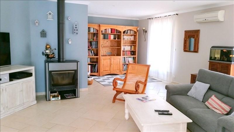 Vente maison / villa St laurent des arbres 425000€ - Photo 2