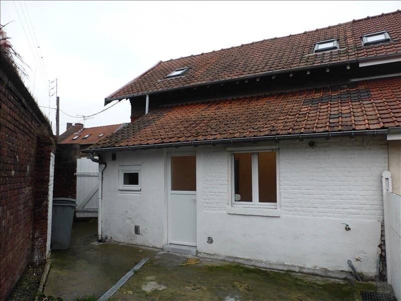 Vente maison / villa Auchel 75000€ - Photo 1