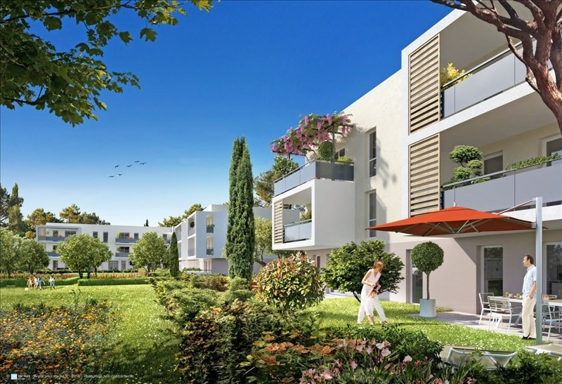 Vente appartement Gignac-la-nerthe 218000€ - Photo 1