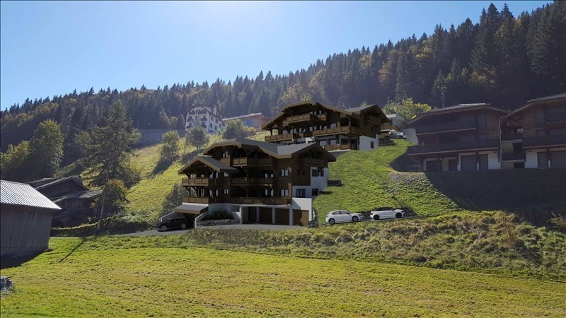 Sale apartment Morzine 435 000€ - Picture 3