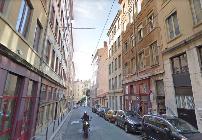 Rental apartment Lyon 1er 457€ CC - Picture 2