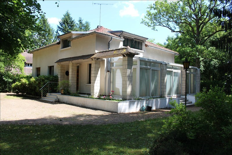 Sale house / villa Lamorlaye 449 350€ - Picture 2