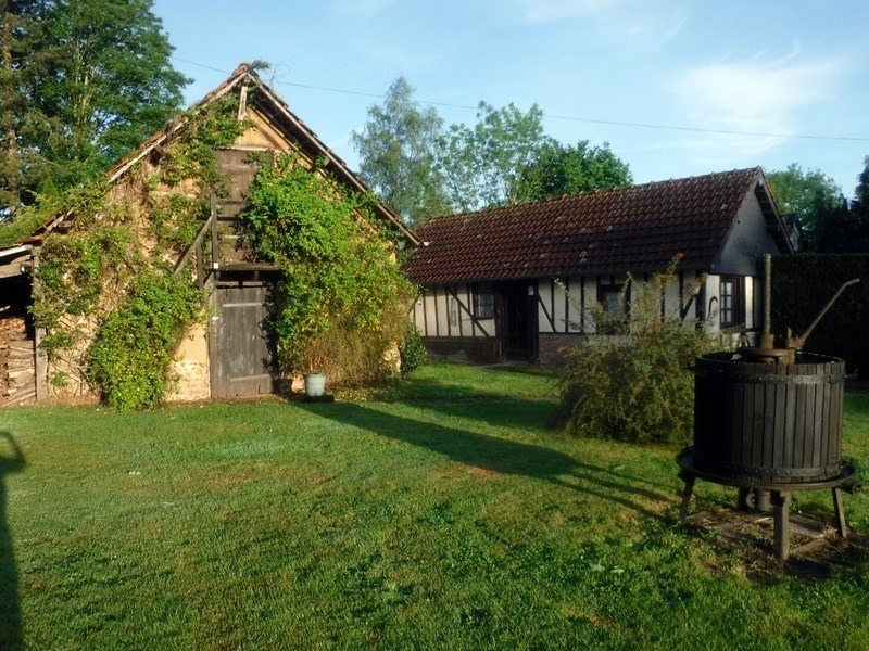 Vente maison / villa Conches en ouche 178500€ - Photo 3
