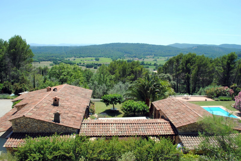 Deluxe sale house / villa Callas 890 000€ - Picture 1