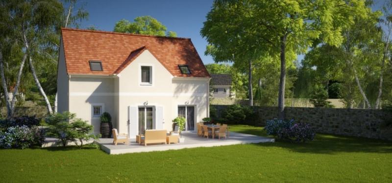 """Modèle de maison  """"Modèle de maison 4 pièces tircis 3.096 gi"""" à partir de 4 pièces Yvelines par Maison pierre"""