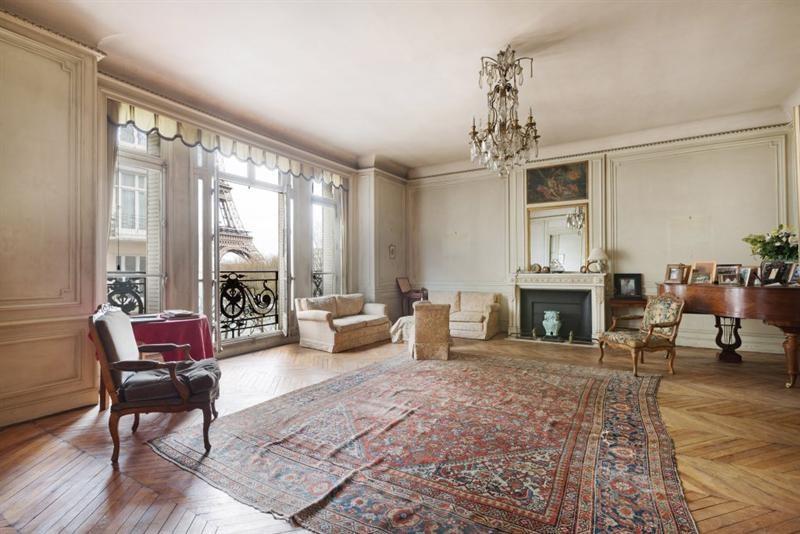 Venta de prestigio  apartamento Paris 16ème 2990000€ - Fotografía 3