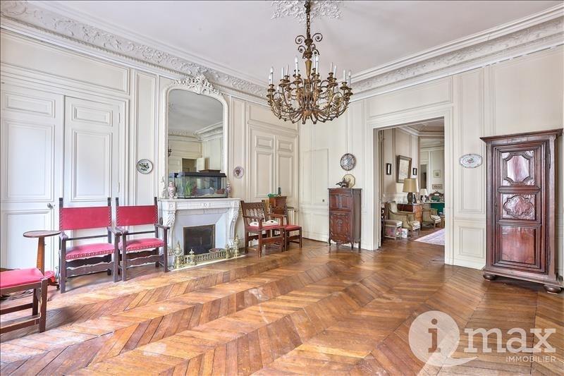 Deluxe sale apartment Paris 8ème 1450000€ - Picture 4