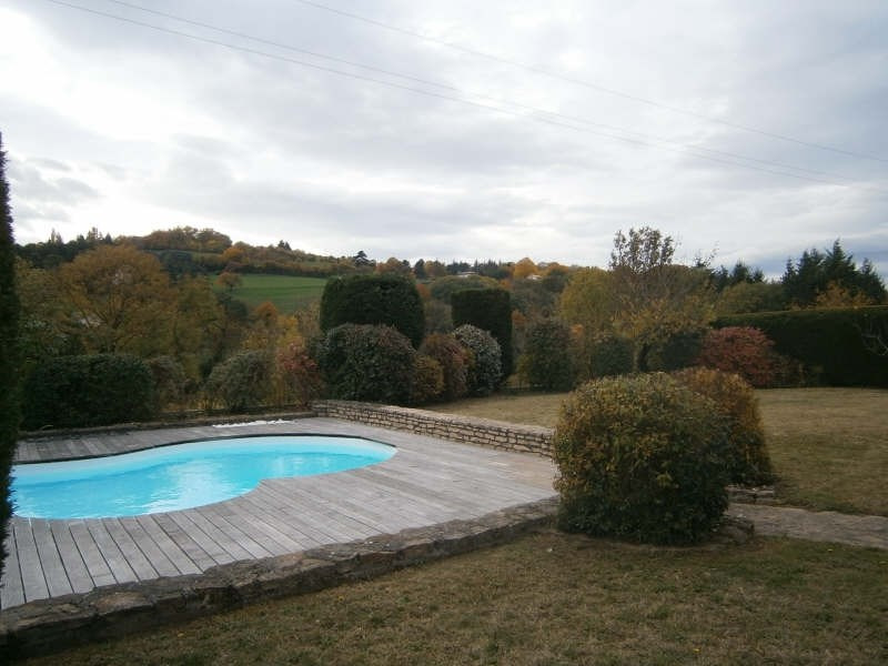 Venta de prestigio  casa Vienne 595000€ - Fotografía 9