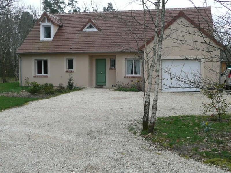Sale house / villa Menetreol sur sauldre 225000€ - Picture 1