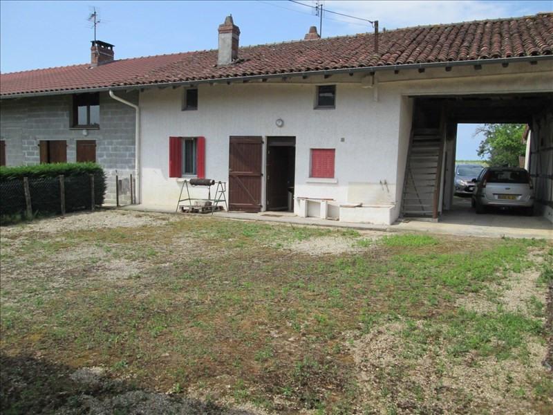 Vente maison / villa Montrevel en bresse 109000€ - Photo 1