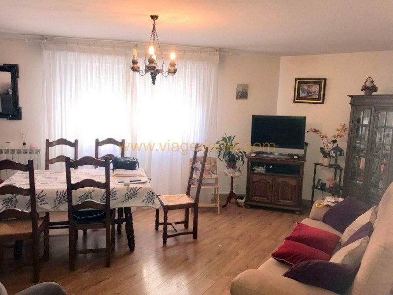 Viager appartement Nice 89 500€ - Photo 1