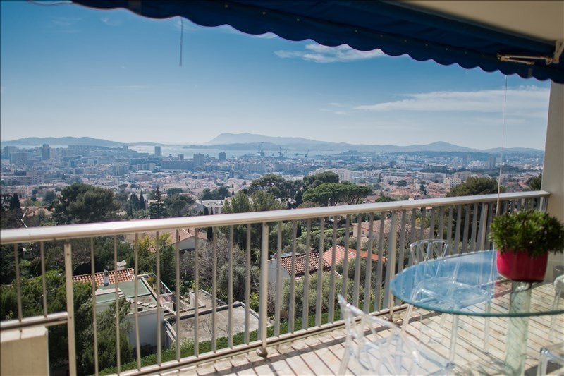Vente de prestige appartement Toulon 550 000€ - Photo 1