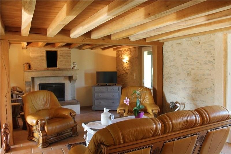 Revenda casa Langon 228000€ - Fotografia 3