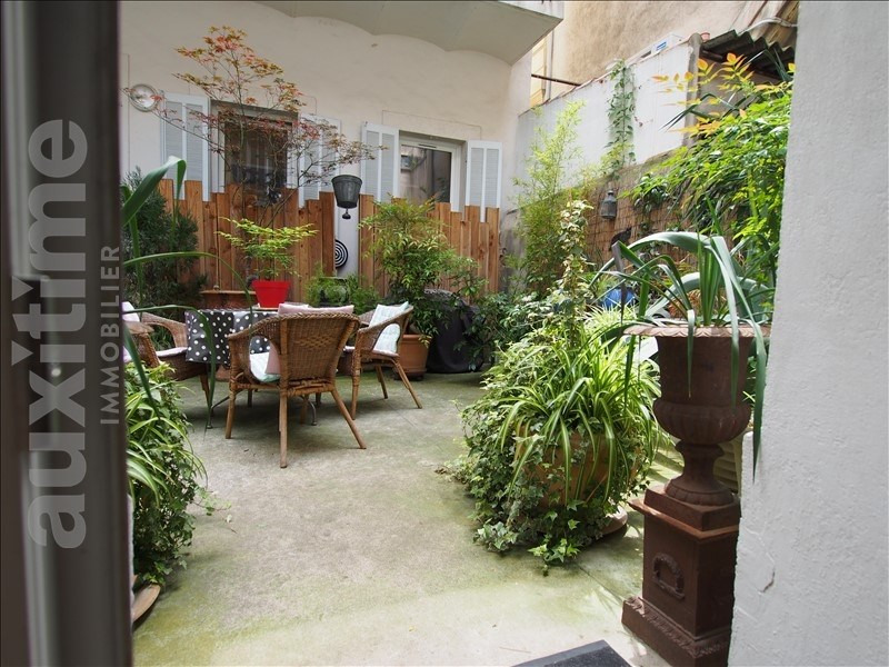 Vente de prestige appartement Marseille 6ème 467 000€ - Photo 1