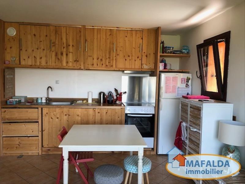Sale apartment Mont saxonnex 129500€ - Picture 2
