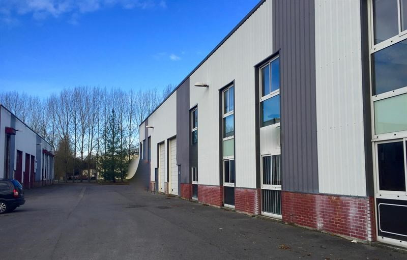 Location Local d'activités / Entrepôt Saint-Maximin 0