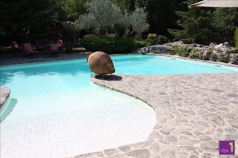 Vente de prestige maison / villa Barjac 690000€ - Photo 12