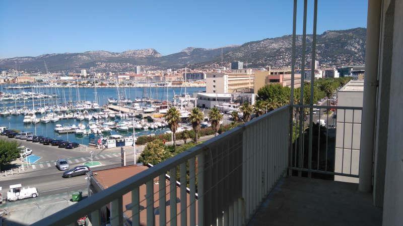 Sale apartment Toulon 182000€ - Picture 1