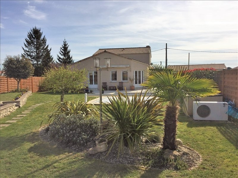 Sale house / villa Jard sur mer 435000€ - Picture 8