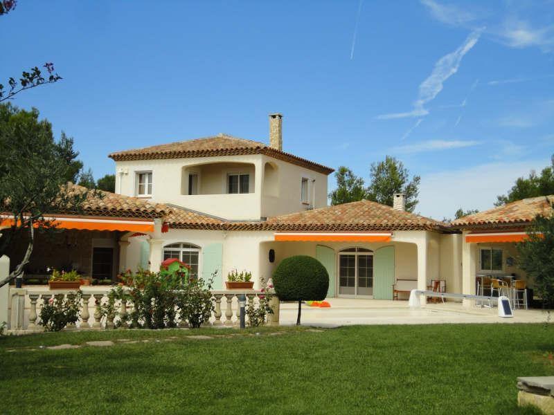 Deluxe sale house / villa St chamas 699000€ - Picture 1
