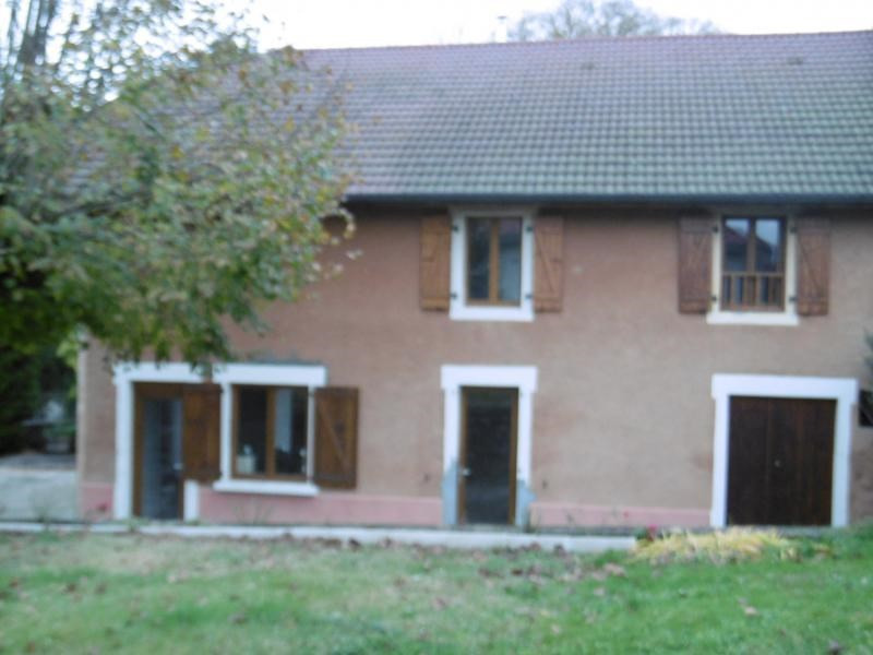 Vente maison / villa Belley 205500€ - Photo 1