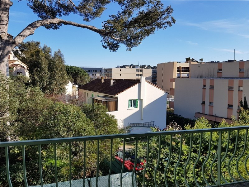 Location appartement Cavalaire sur mer 1100€ CC - Photo 1