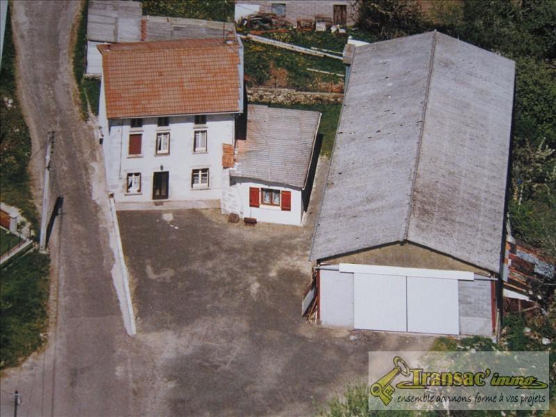Vente maison / villa St remy sur durolle 86800€ - Photo 4