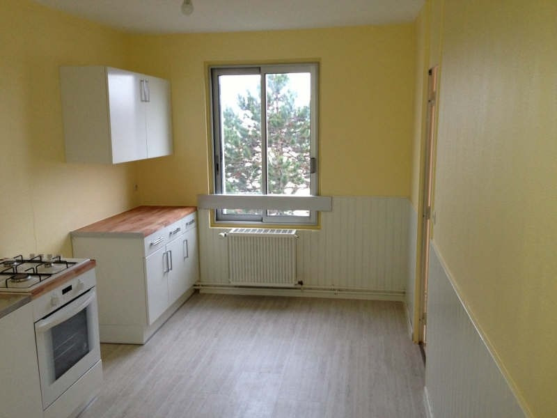 Rental apartment Poitiers 615€ CC - Picture 1