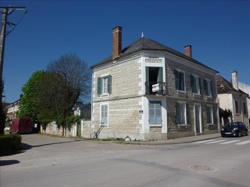 Vente maison / villa Vincelles 112000€ - Photo 1